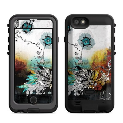 Lifeproof iPhone 6 Fre Power Case Skin - Frozen Dreams