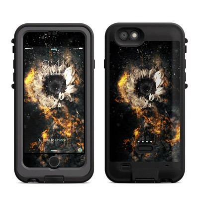 Lifeproof iPhone 6 Fre Power Case Skin - Flower Fury