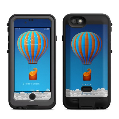 Lifeproof iPhone 6 Fre Power Case Skin - Flying Elephant