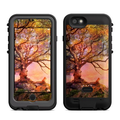 Lifeproof iPhone 6 Fre Power Case Skin - Fox Sunset