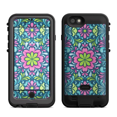 Lifeproof iPhone 6 Fre Power Case Skin - Freesia