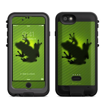 Lifeproof iPhone 6 Fre Power Case Skin - Frog