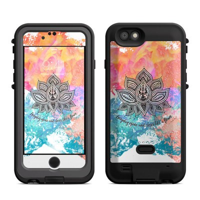 Lifeproof iPhone 6 Fre Power Case Skin - Happy Lotus