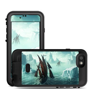 Lifeproof iPhone 6 Fre Power Case Skin - Into the Unknown