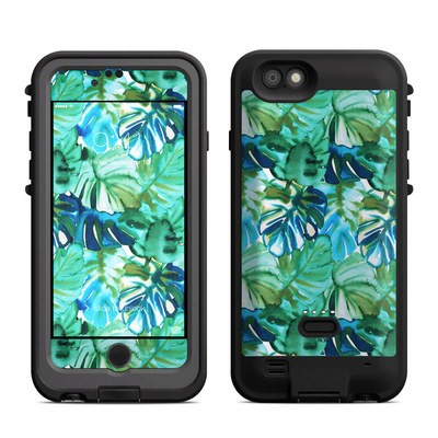Lifeproof iPhone 6 Fre Power Case Skin - Jungle Palm