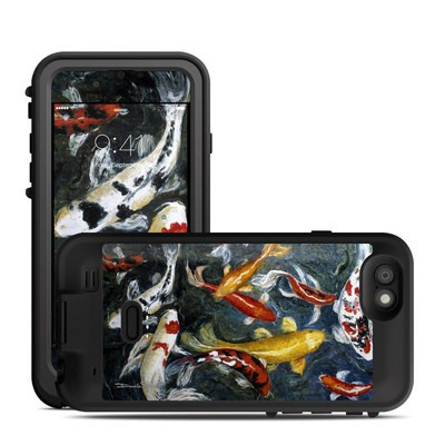 Lifeproof iPhone 6 Fre Power Case Skin - Koi's Happiness