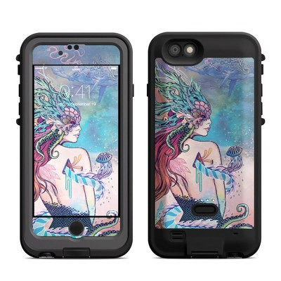 Lifeproof iPhone 6 Fre Power Case Skin - Last Mermaid