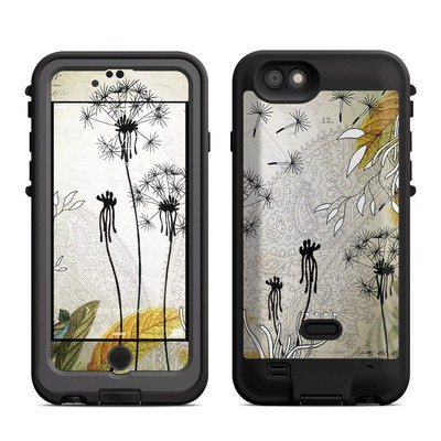 Lifeproof iPhone 6 Fre Power Case Skin - Little Dandelion