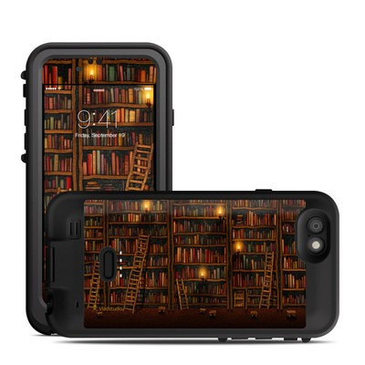 Lifeproof iPhone 6 Fre Power Case Skin - Library