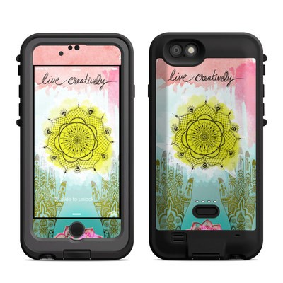 Lifeproof iPhone 6 Fre Power Case Skin - Live Creative