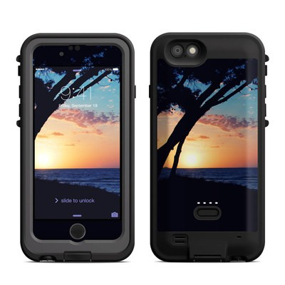 Lifeproof iPhone 6 Fre Power Case Skin - Mallorca Sunrise