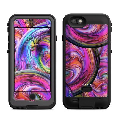 Lifeproof iPhone 6 Fre Power Case Skin - Marbles