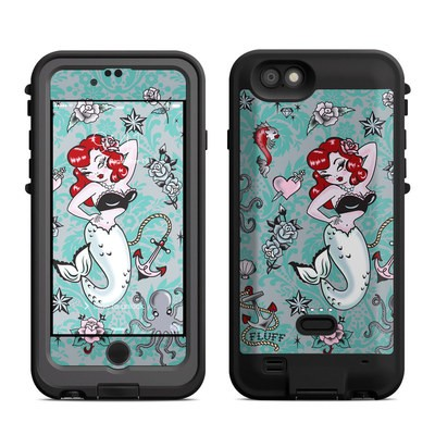 Lifeproof iPhone 6 Fre Power Case Skin - Molly Mermaid