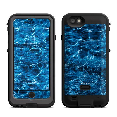 Lifeproof iPhone 6 Fre Power Case Skin - Mossy Oak Elements Agua