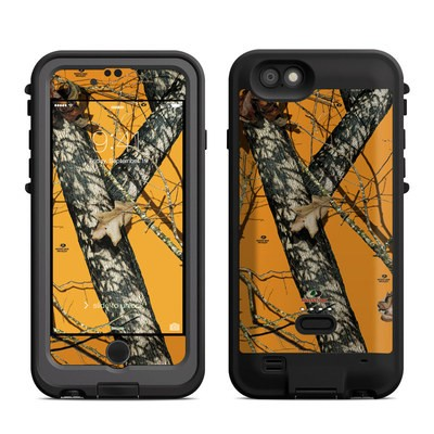 Lifeproof iPhone 6 Fre Power Case Skin - Blaze