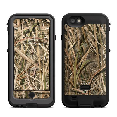 Lifeproof iPhone 6 Fre Power Case Skin - Shadow Grass Blades
