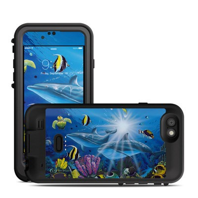 Lifeproof iPhone 6 Fre Power Case Skin - Ocean Friends