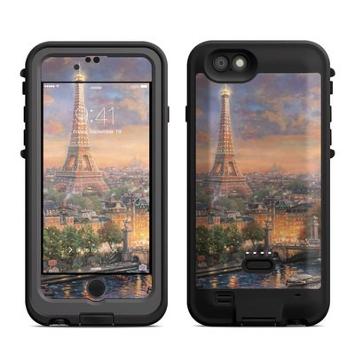 Lifeproof iPhone 6 Fre Power Case Skin - Paris City of Love