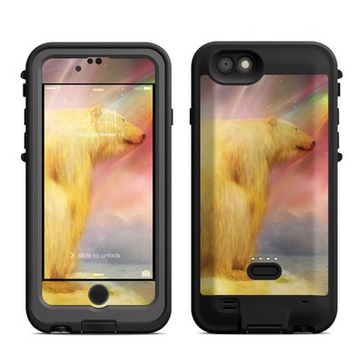 Lifeproof iPhone 6 Fre Power Case Skin - Polar Bear
