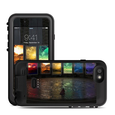 Lifeproof iPhone 6 Fre Power Case Skin - Portals
