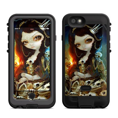 Lifeproof iPhone 6 Fre Power Case Skin - Princess of Bones