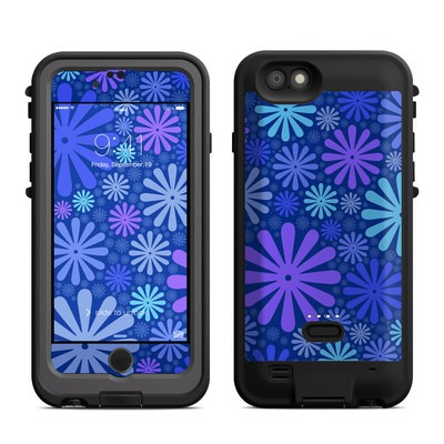 Lifeproof iPhone 6 Fre Power Case Skin - Indigo Punch