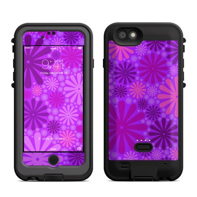 Lifeproof iPhone 6 Fre Power Case Skin - Purple Punch
