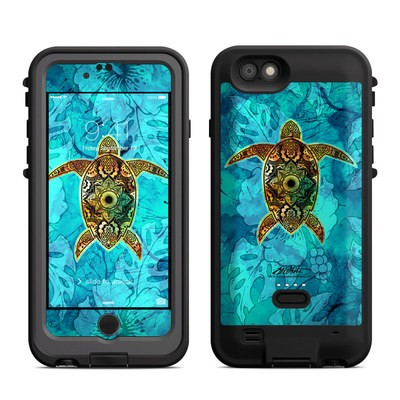 Lifeproof iPhone 6 Fre Power Case Skin - Sacred Honu