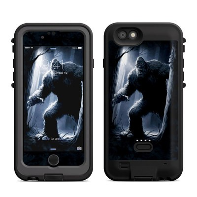Lifeproof iPhone 6 Fre Power Case Skin - Sasquatch