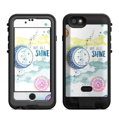 Lifeproof iPhone 6 Fre Power Case Skin - Shine On