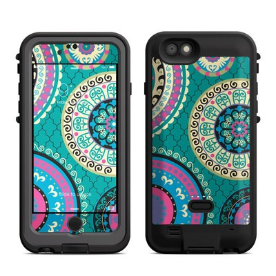 Lifeproof iPhone 6 Fre Power Case Skin - Silk Road