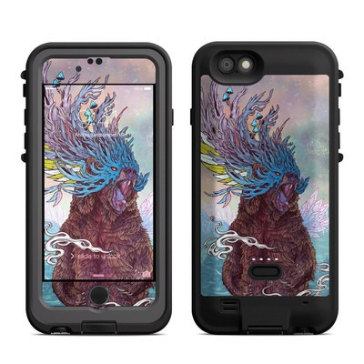 Lifeproof iPhone 6 Fre Power Case Skin - Spirit Bear