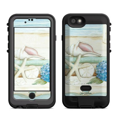 Lifeproof iPhone 6 Fre Power Case Skin - Stories of the Sea
