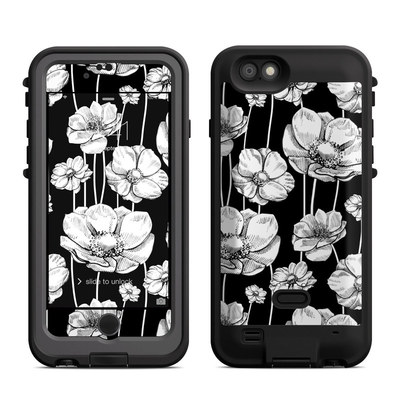 Lifeproof iPhone 6 Fre Power Case Skin - Striped Blooms