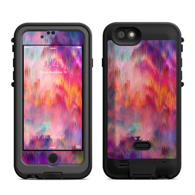 Lifeproof iPhone 6 Fre Power Case Skin - Sunset Storm