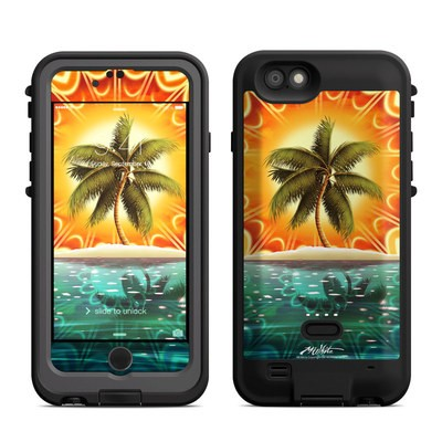 Lifeproof iPhone 6 Fre Power Case Skin - Sundala Tropic