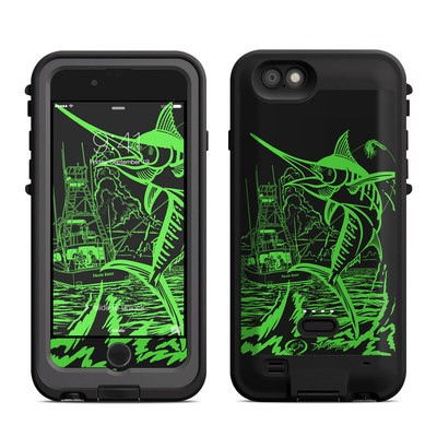 Lifeproof iPhone 6 Fre Power Case Skin - Tailwalker