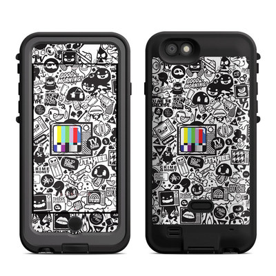 Lifeproof iPhone 6 Fre Power Case Skin - TV Kills Everything