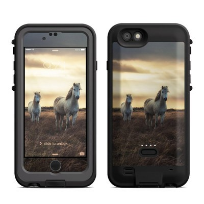 Lifeproof iPhone 6 Fre Power Case Skin - Hornless Unicorns