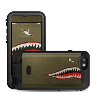 Lifeproof iPhone 6 Fre Power Case Skin - USAF Shark