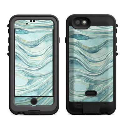 Lifeproof iPhone 6 Fre Power Case Skin - Waves