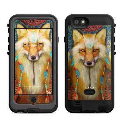 Lifeproof iPhone 6 Fre Power Case Skin - Wise Fox
