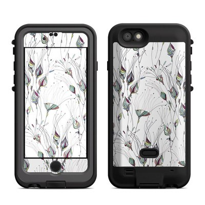 Lifeproof iPhone 6 Fre Power Case Skin - Wildflowers