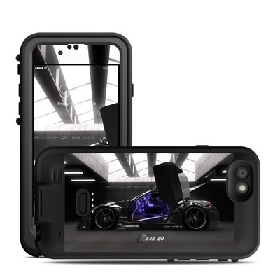 Lifeproof iPhone 6 Fre Power Case Skin - Z33 Dark