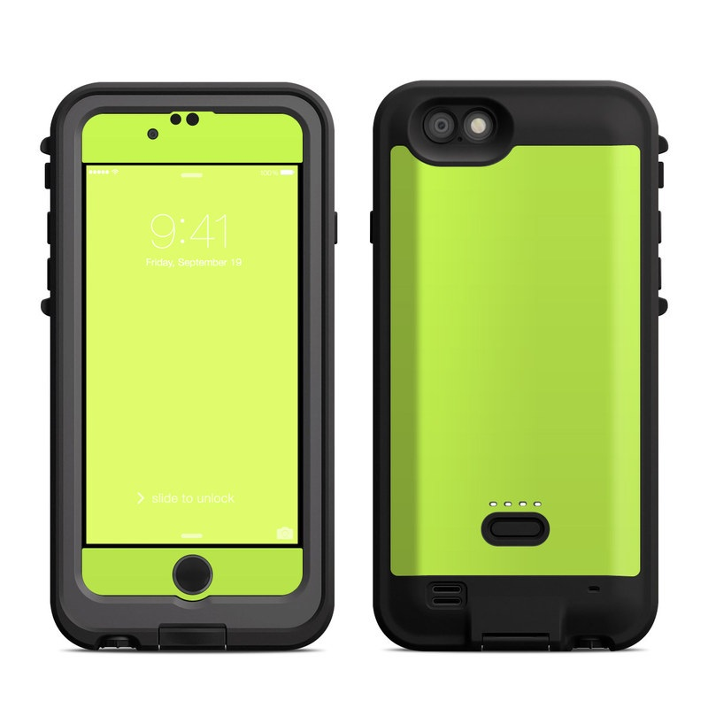 Lifeproof iPhone 6 Fre Power Case Skin