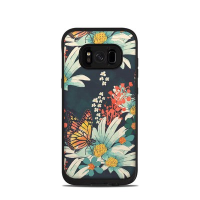 Lifeproof Galaxy S8 Fre Case Skin - Monarch Grove