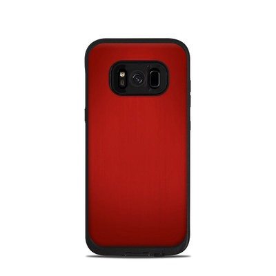 Lifeproof Galaxy S8 Fre Case Skin - Red Burst