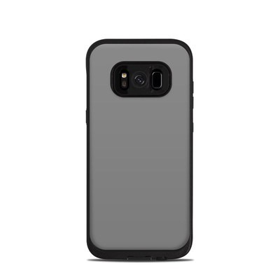 Lifeproof Galaxy S8 Fre Case Skin - Solid State Grey