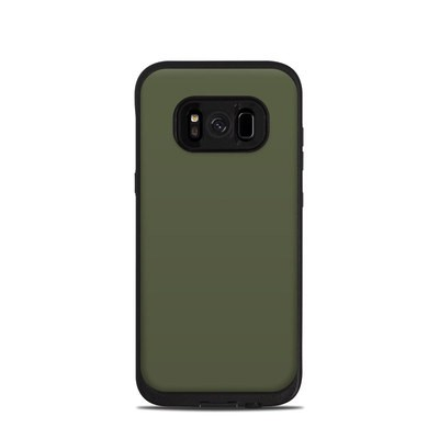Lifeproof Galaxy S8 Fre Case Skin - Solid State Olive Drab