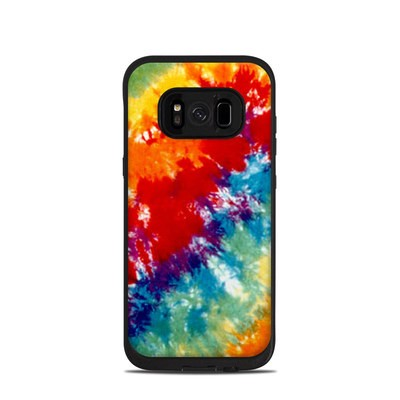 Lifeproof Galaxy S8 Fre Case Skin - Tie Dyed